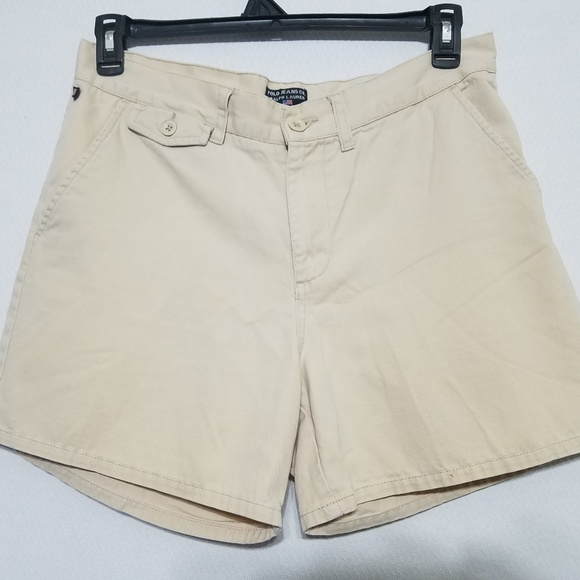aa7913d0f Polo by Ralph Lauren Shorts | 230 Polo Ralph Lauren Womens 12 Tan ...